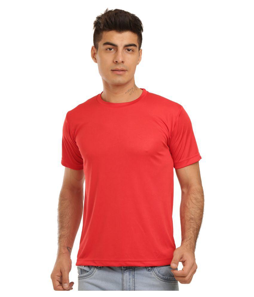 DB Red Round T-Shirt