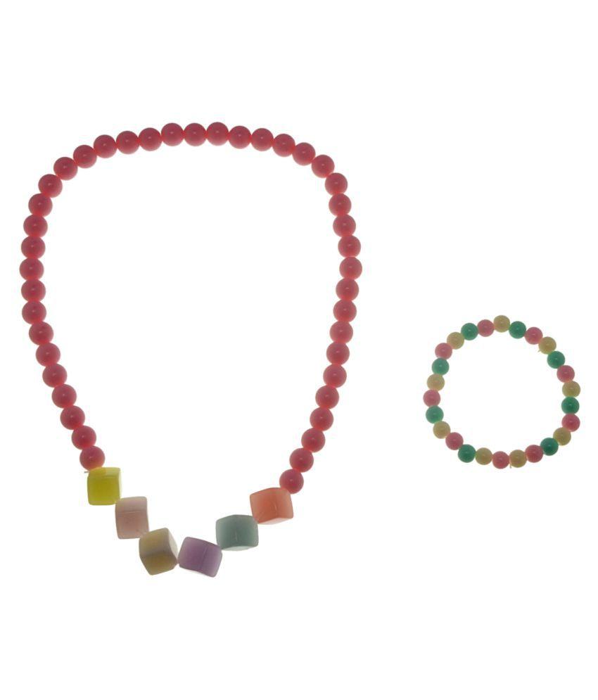 The Ethnic Wears Multicolor Kids Jewellery
