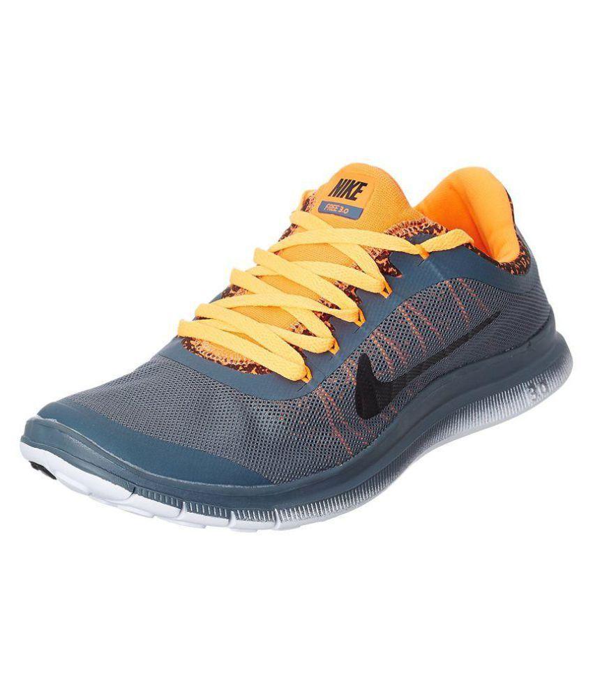 la meilleure attitude 09e07 9b2b5 Nike Nike 3.0 Free run Gray Running Shoes