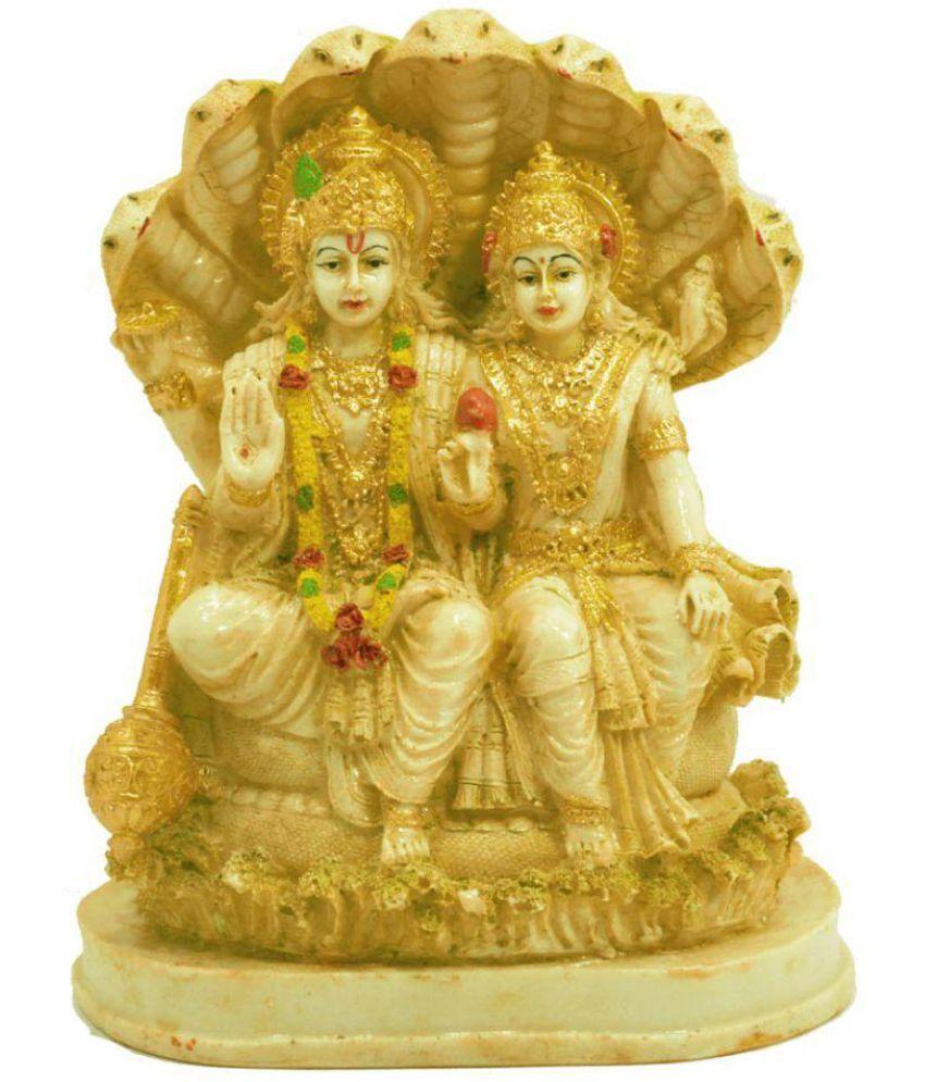 Crafts For You Vishnu Polyresin Idol