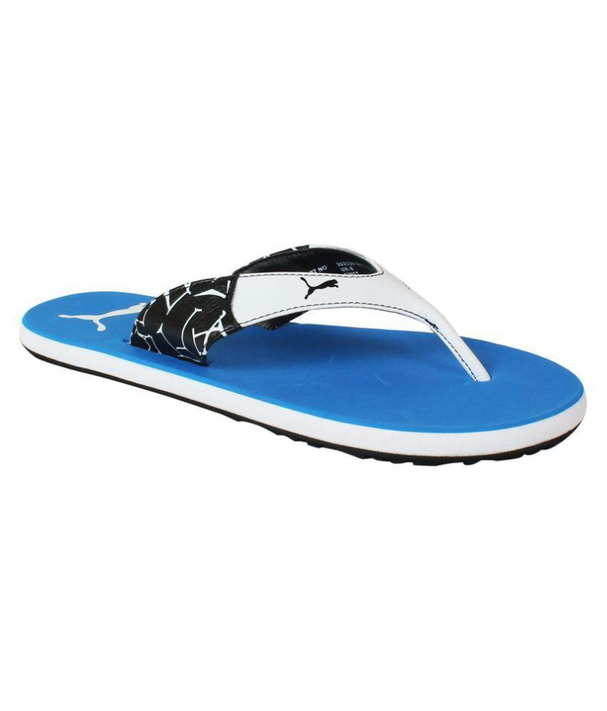Puma Blue Thong Flip Flop brand new unisex cheap online cheap sale shop for clearance best sale cheap sale fashionable 8ezHsEyX7B
