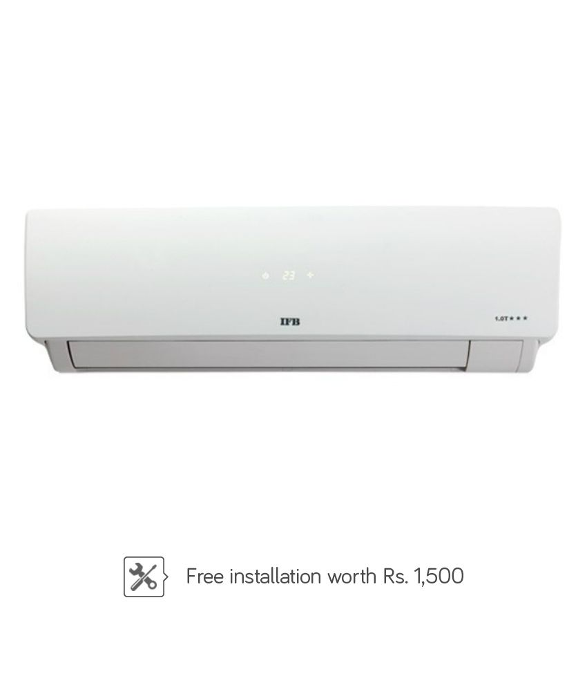 IFB 1 Ton 3 Star IACS12KA3TPSplit Air Conditioner [with Free Standard Installation] By Snapdeal @ Rs.21,023