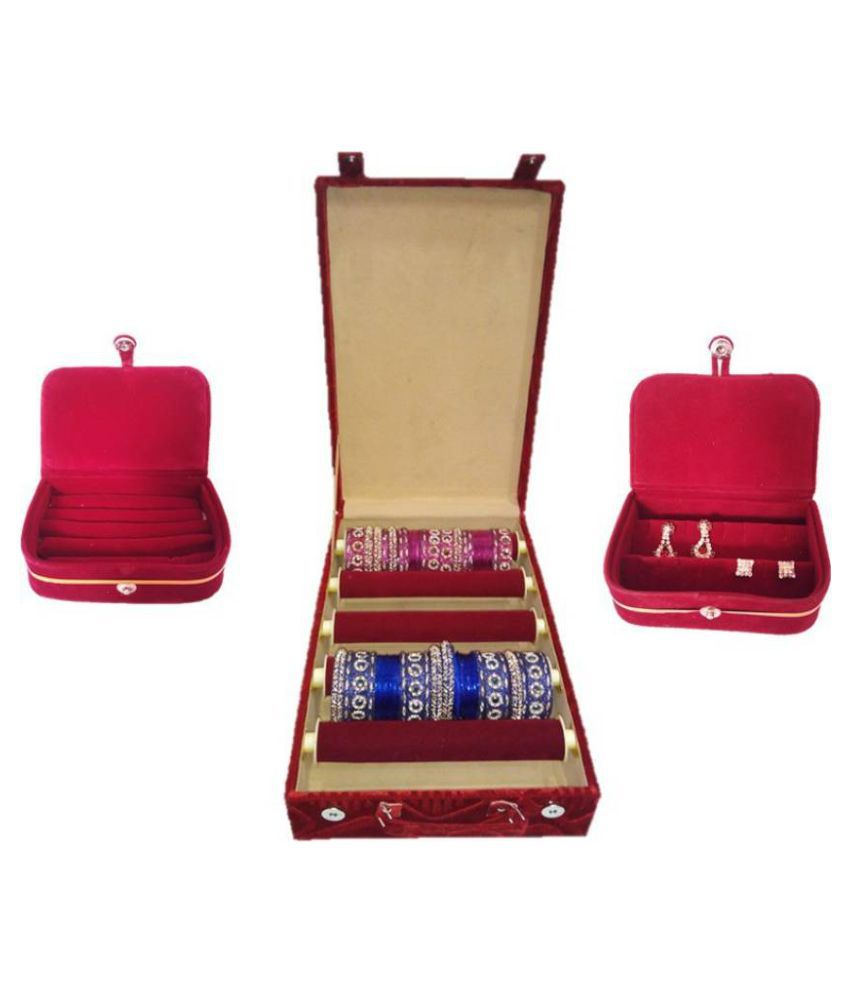 LNC Multipurpose Vanity and Jewellery/Bangle Boxe