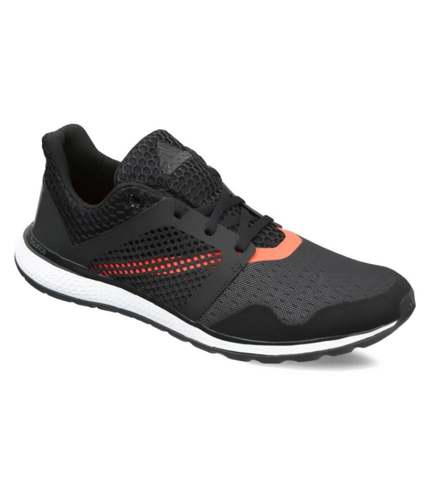 3027e9741 Adidas Energy Bounce 2 m Black Running Shoes - Buy Adidas Energy Bounce 2 m  Black Running Shoes Online at Best Prices in India on Snapdeal