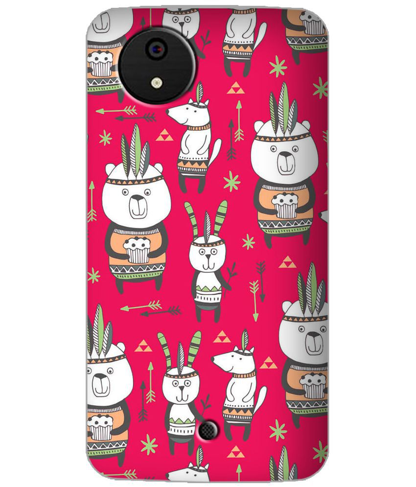 Micromax Canvas A1 Printed Cover By LOL