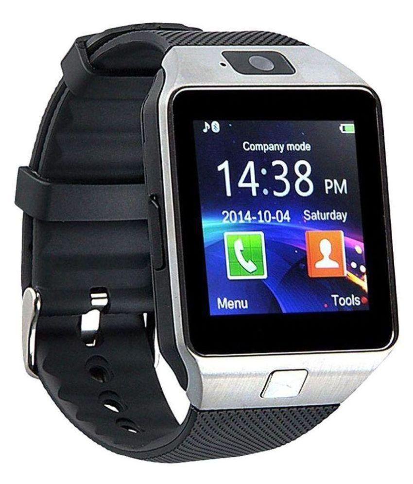 AKIRA k84 Smart Watches Silver