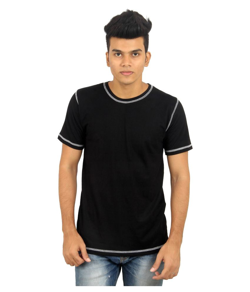 Youngsters Choice Black Round T-Shirt
