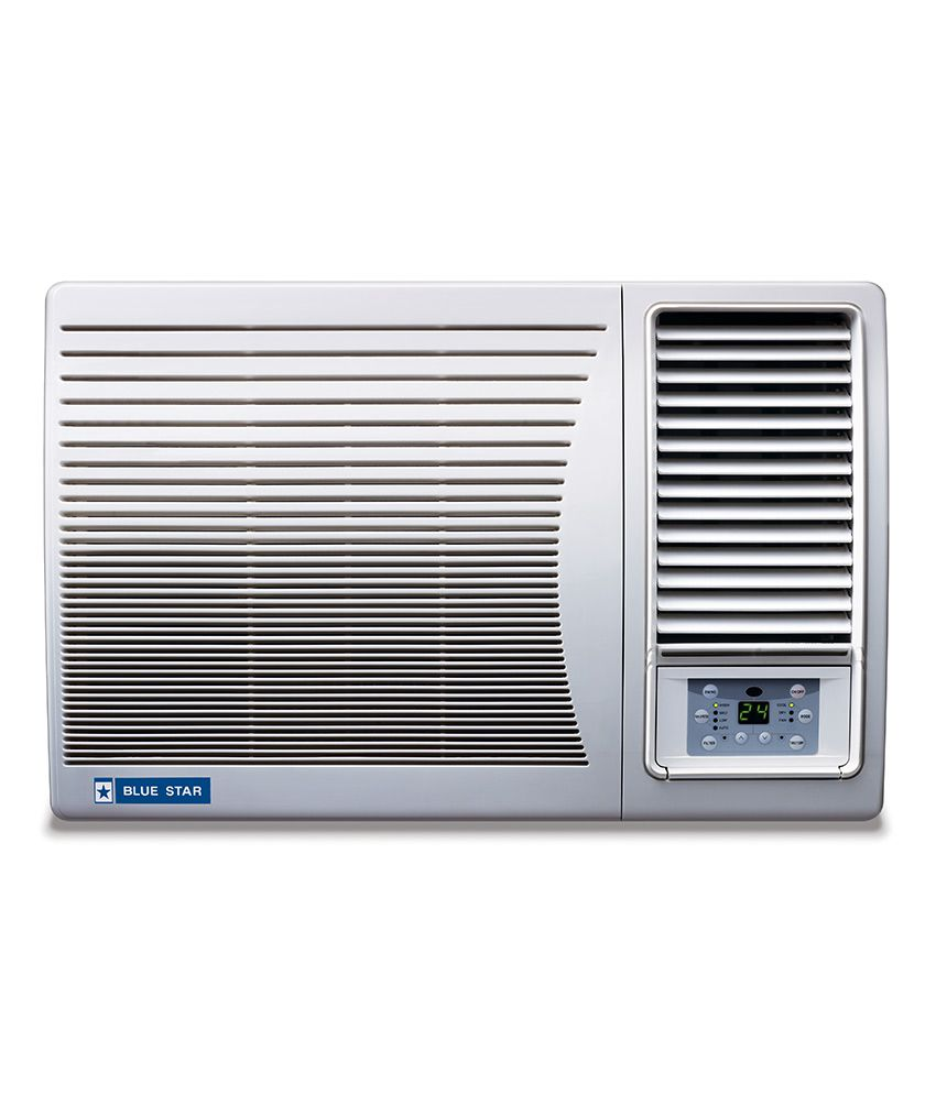 Blue star 1 5 ton 5 star 5w18lc 5w18ga 5w18la window for 12 x 19 window air conditioner