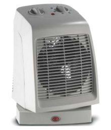Bajaj 2000 Bajaj Fan Heater Platini PHX7 Heat Convector White