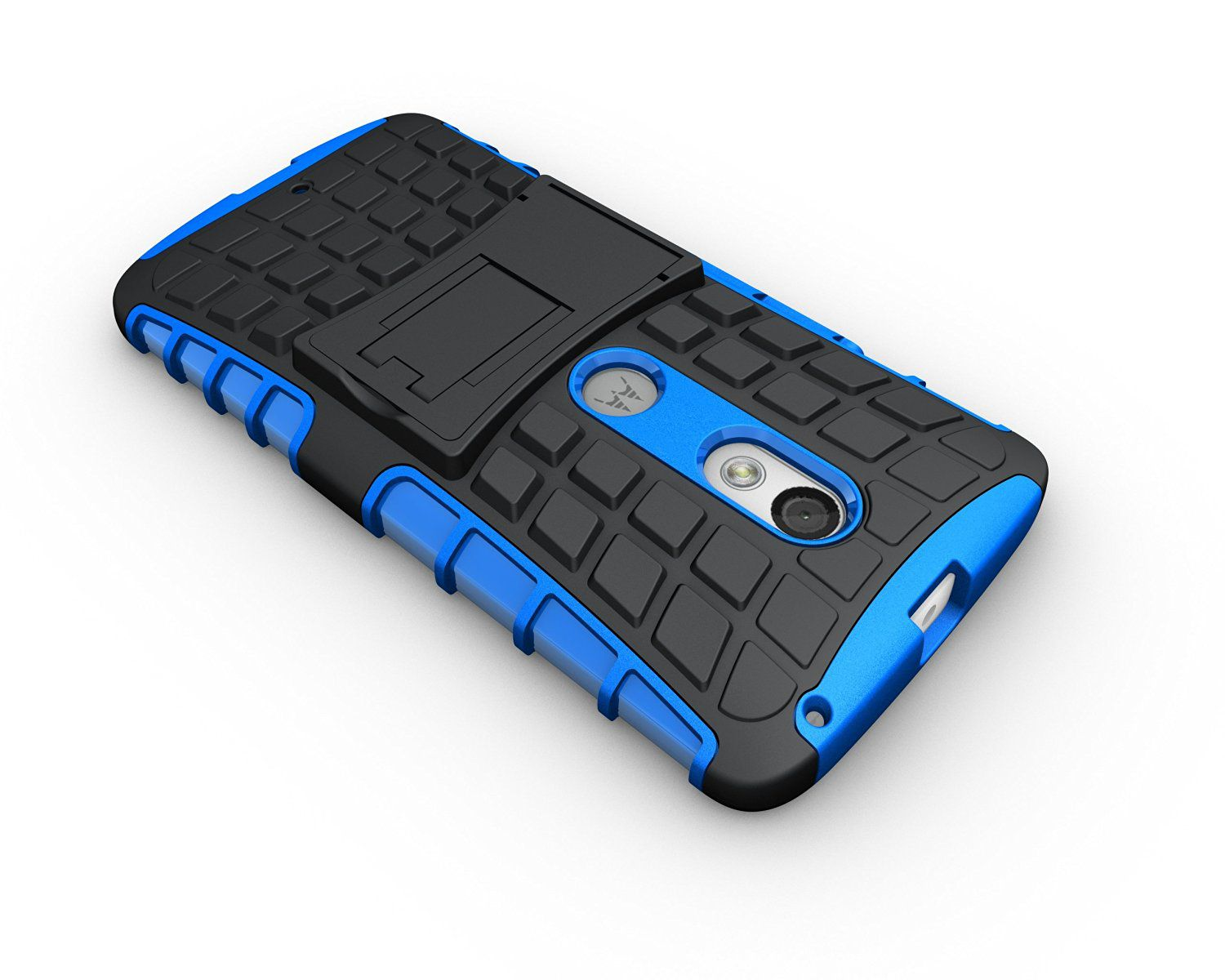 newest 41748 df547 Noise Back Cover For Motorola Moto X Play Hybrid Case-Black