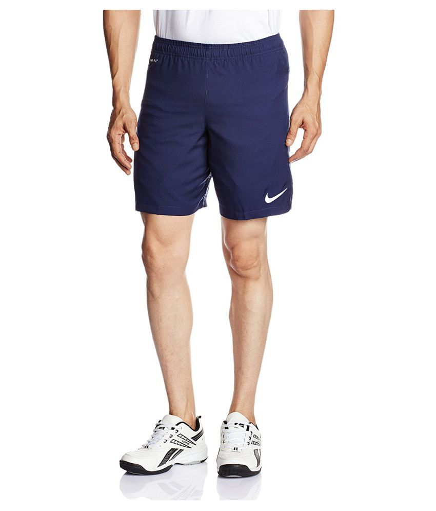 Nike Navy Blue Dri Fit Running Short
