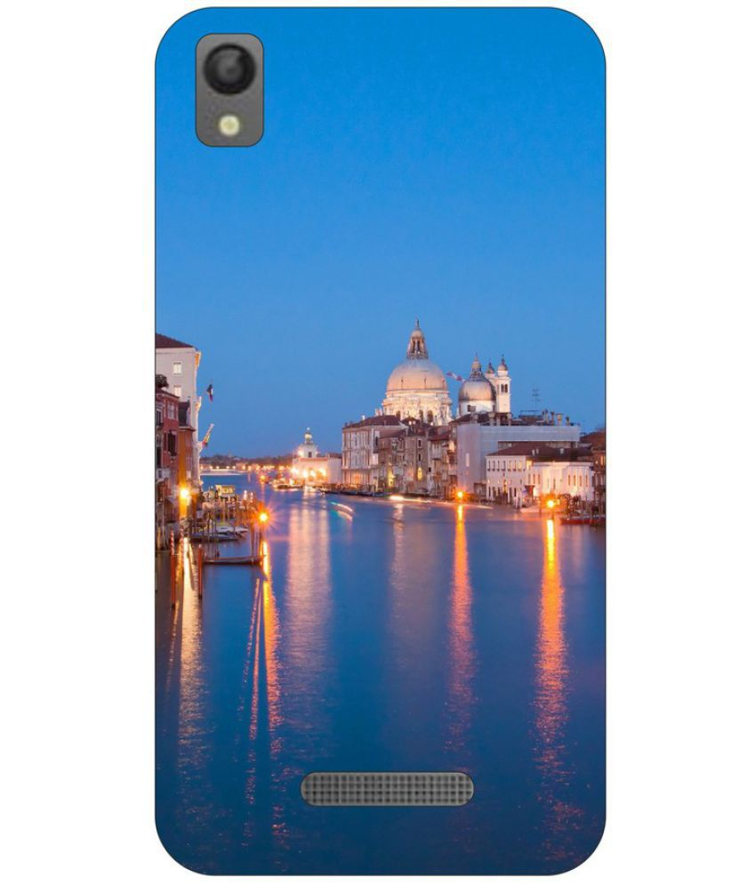 Lava P7+ Printed Cover By Go Hooked