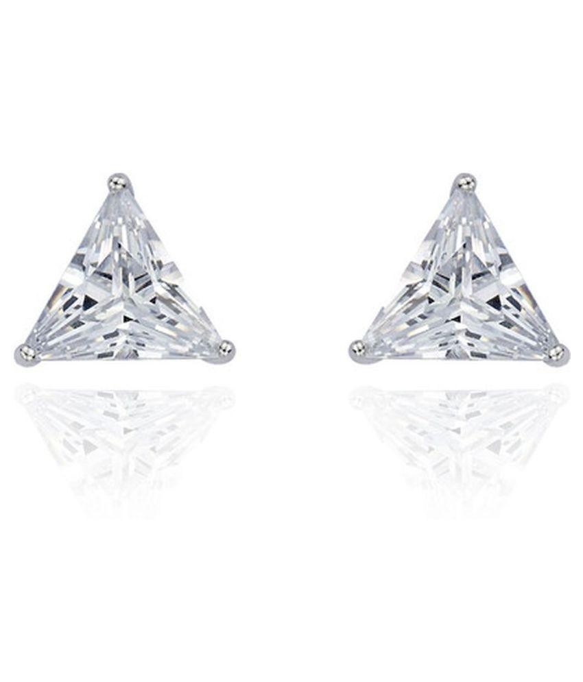 The Jewelbox Silver Earring