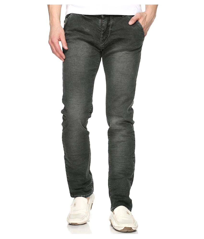 GBOS by Fasnoya Grey Slim Washed