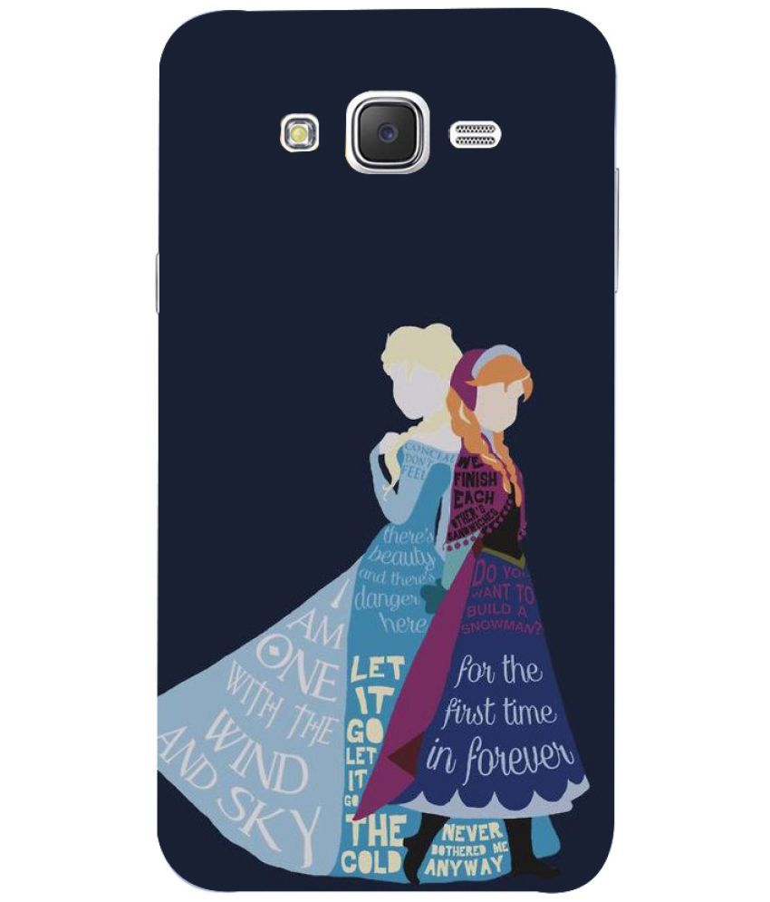 Samsung Galaxy J5 Cover Combo by MENTAL MIND