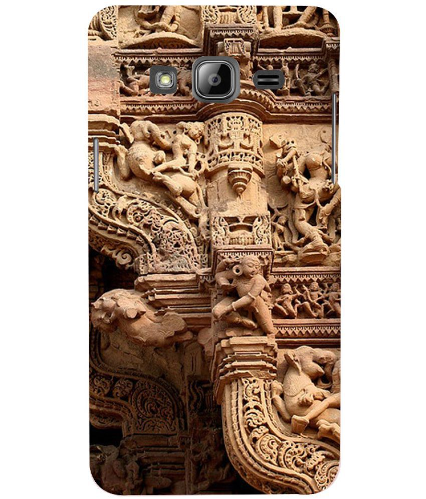 Samsung Galaxy j2 Cover Combo by MENTAL MIND