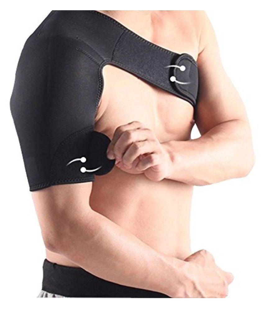 97bf5e4658 Futaba Adjustable Single-side Shoulder Protector Bandage: Buy Online ...