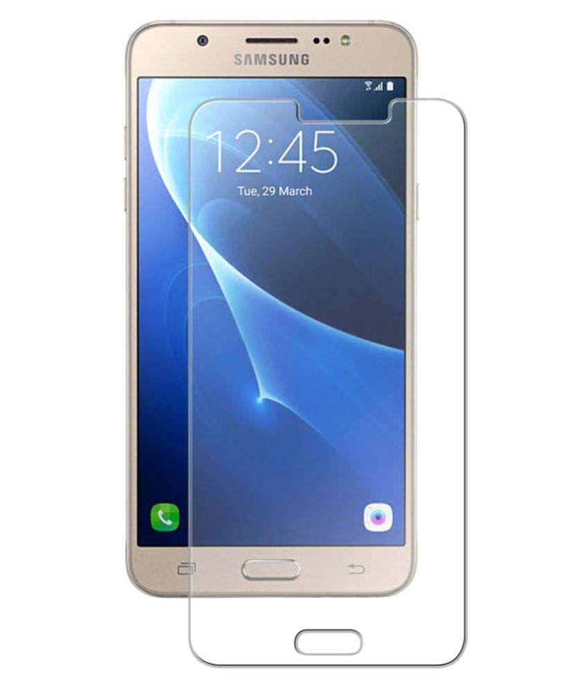 Samsung Galaxy J7 (2016) AntiGlare Screen Guard By Mobi Stuff