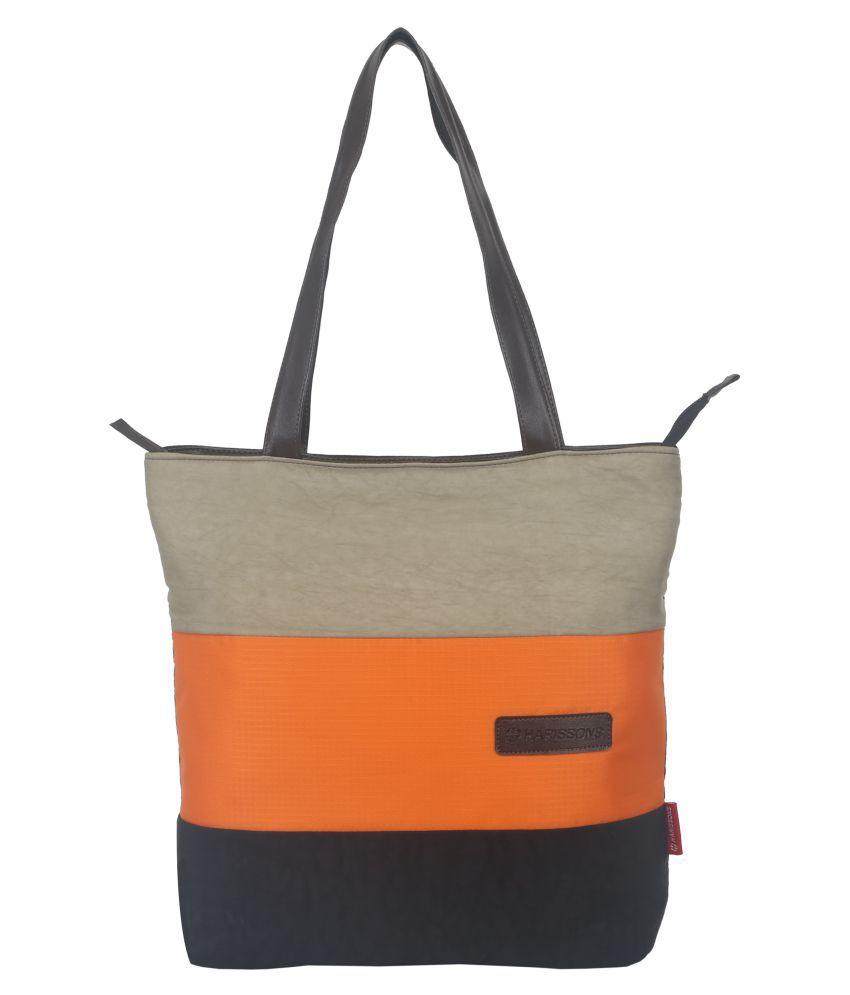 Harissons Multi Polyster Shoulder Bag