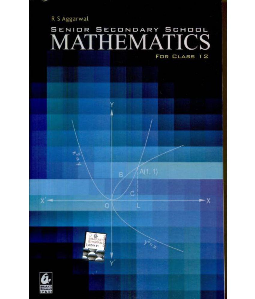 Senior Secondary School Mathematics for Class - 12 price comparison at Flipkart, Amazon, Crossword, Uread, Bookadda, Landmark, Homeshop18