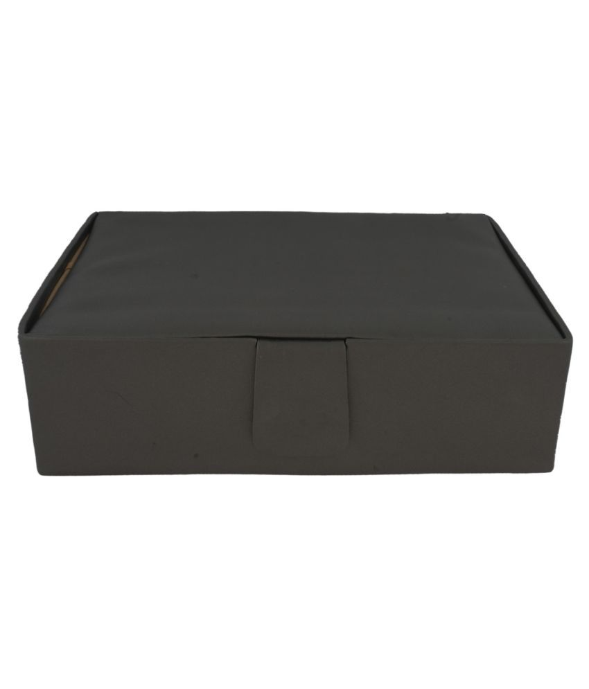 Vama Fashions Grey Color  Jewellery  Box