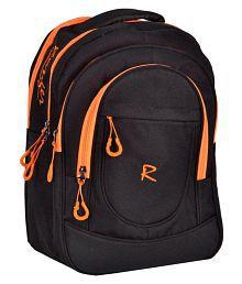 Ranger Black New School Bag Backpack
