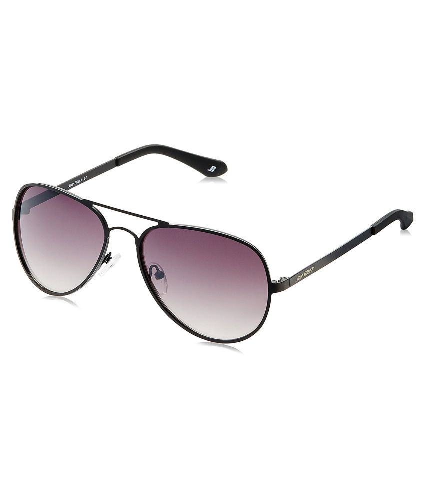 Joe Black - Brown Pilot Sunglasses ( JB-728-C3 )