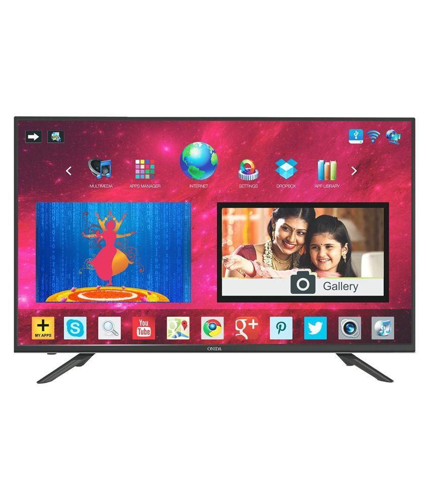 ONIDA leo50 118 cm ( 50 ) Full HD (FHD) LED Television