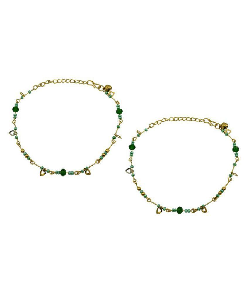 Anklets stylish online india exclusive photo