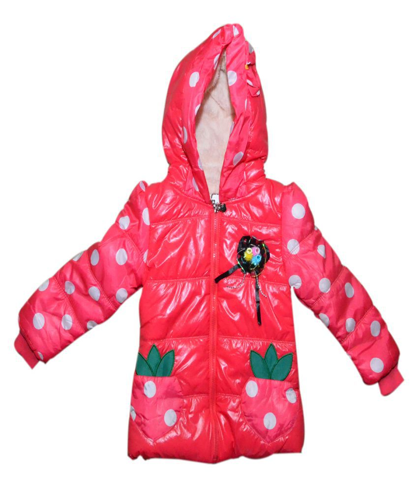 Winter Fuel Multicolour Polyester Light Weight Kids jacket
