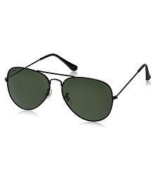 Joe Black Green Aviator Sunglasses ( JB-999-C35 )