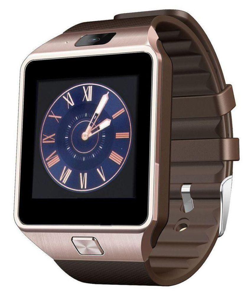 AKIRA q450 Smart Watches Brown