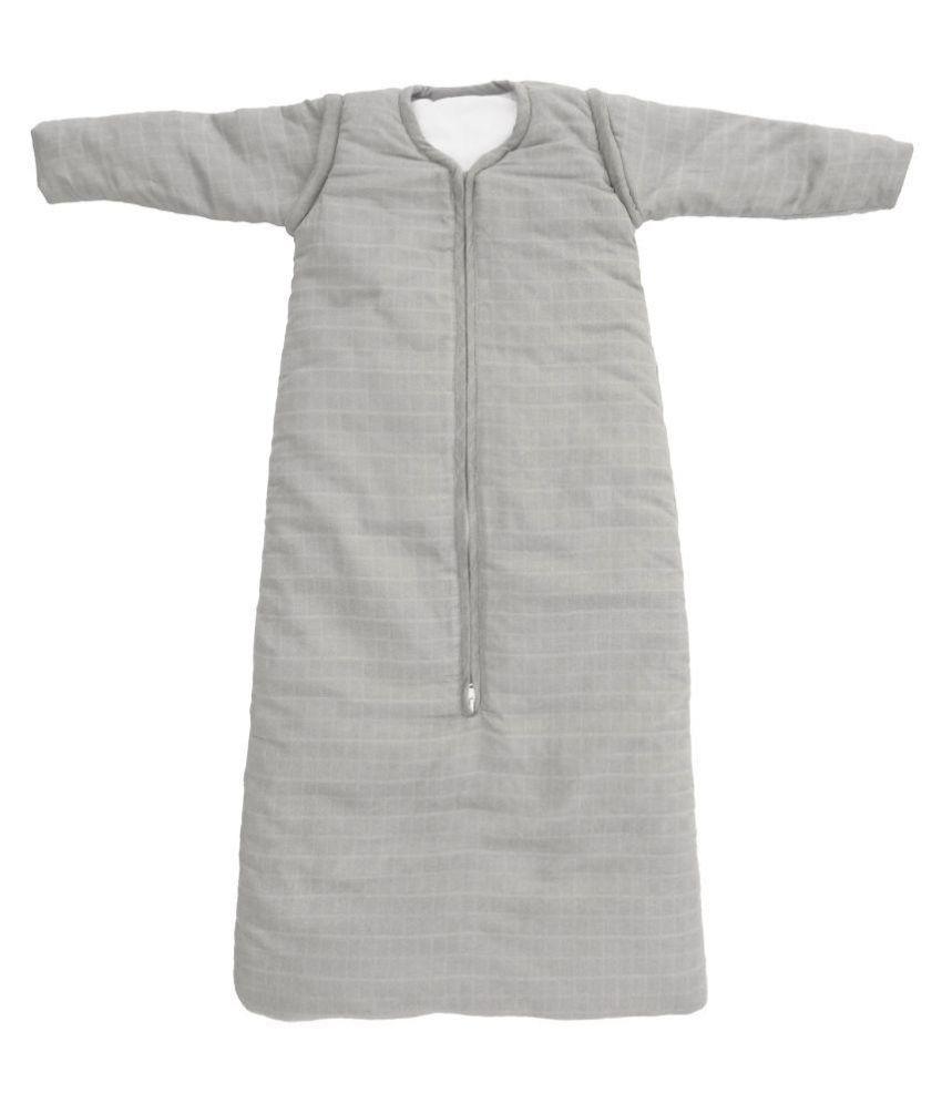 Taftan Grey Cotton  Adjustable Sleeping Bag