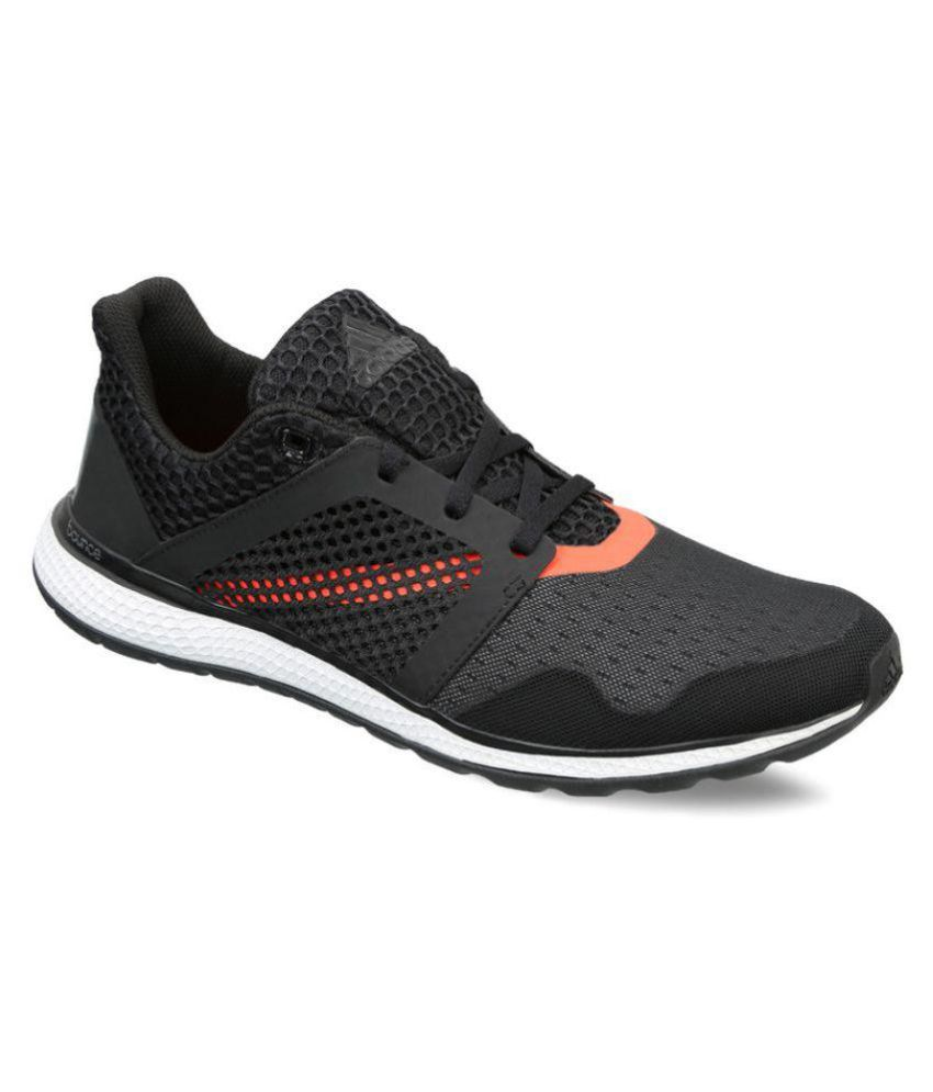 44fa20a2d Adidas Energy Bounce Black Running Shoes - Buy Adidas Energy Bounce Black Running  Shoes Online at Best Prices in India on Snapdeal