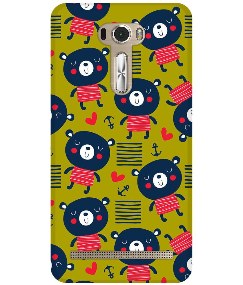Asus Zenfone 2 Laser Printed Cover By LOL