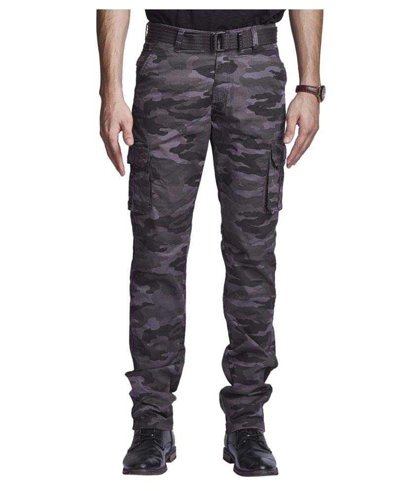 Beevee Multi Regular Flat Trouser