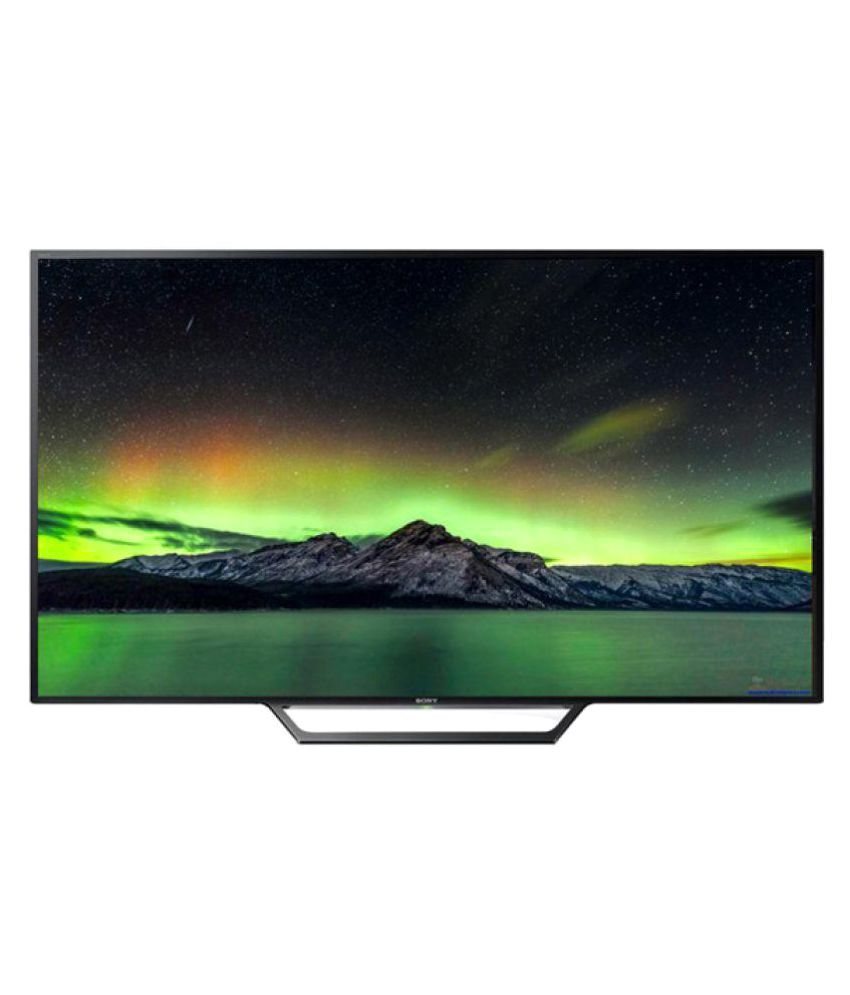 Sony KLV40W650D 101 cm ( 40 ) Full HD (FHD) LED Television