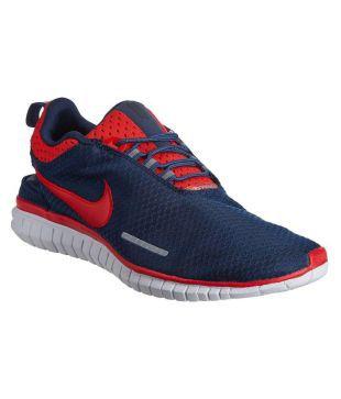 Nike Free OG Navy Blue Training Shoes