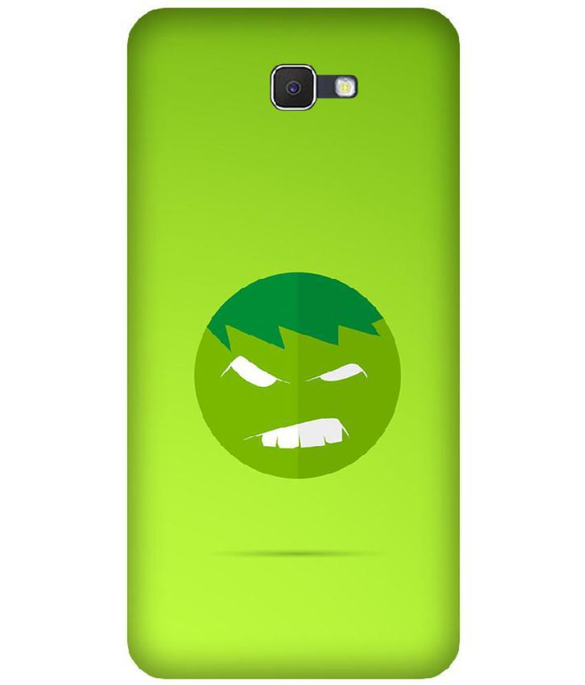 Samsung Galaxy J7 Prime Glow in Dark Cover By Armourshield