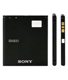 Sony Xperia J 1700 mAh Battery by Sony for sale  Delivered anywhere in India
