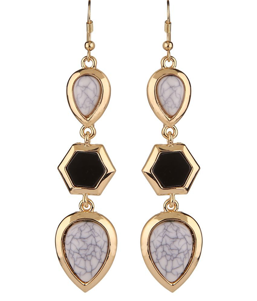 Shraddha Multicolor Hanging Earrings