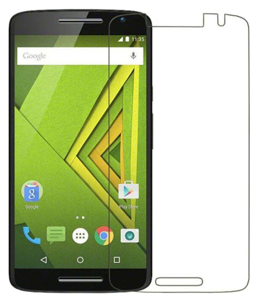 Motorola Moto X Play Anti Shock Screen Guard By Vjoy