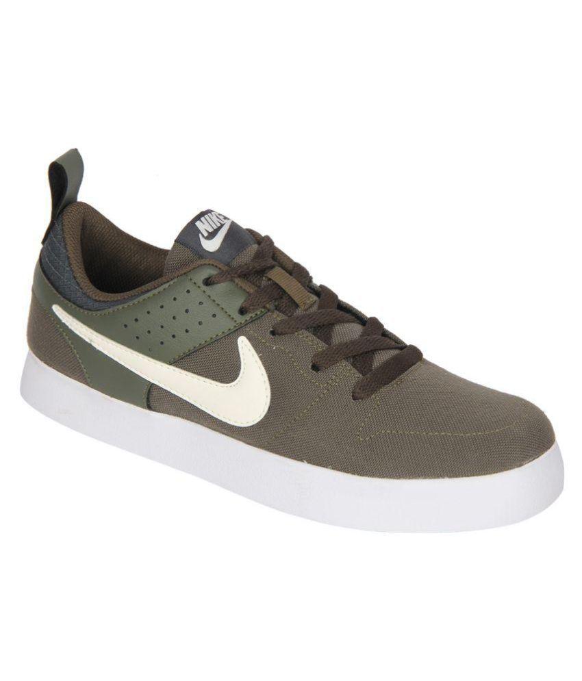 2a6ec841b7 Nike NIKE LITEFORCE III Sneakers Khaki Casual Shoes - Buy Nike NIKE ...