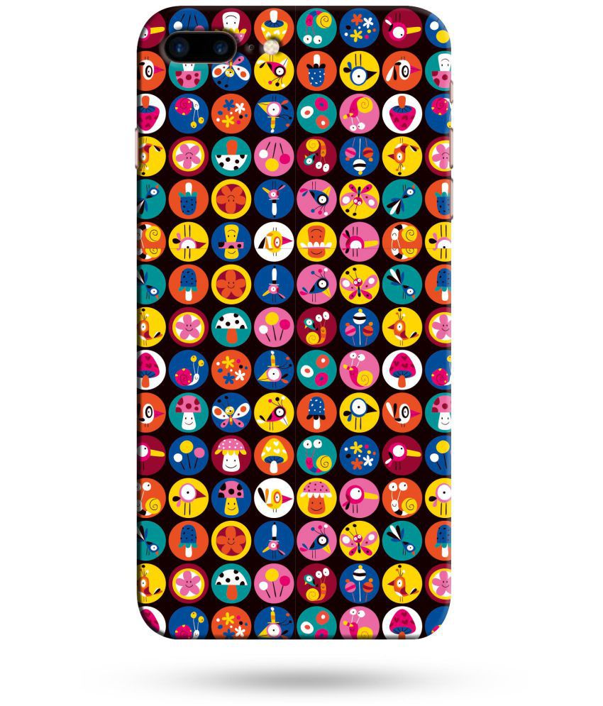 Apple iPhone 7 Plus Printed Cover By ALDIVO