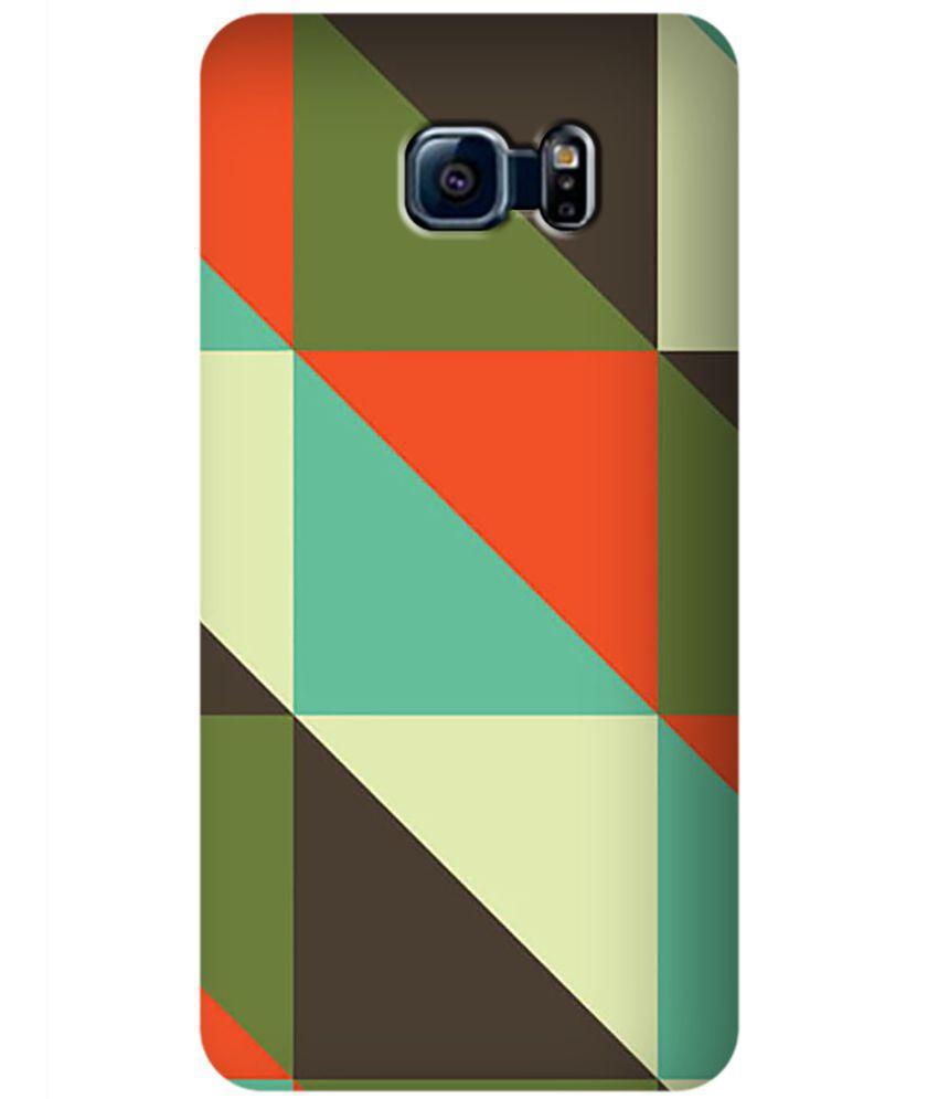 Samsung Galaxy S6 Edge Printed Cover By LOL