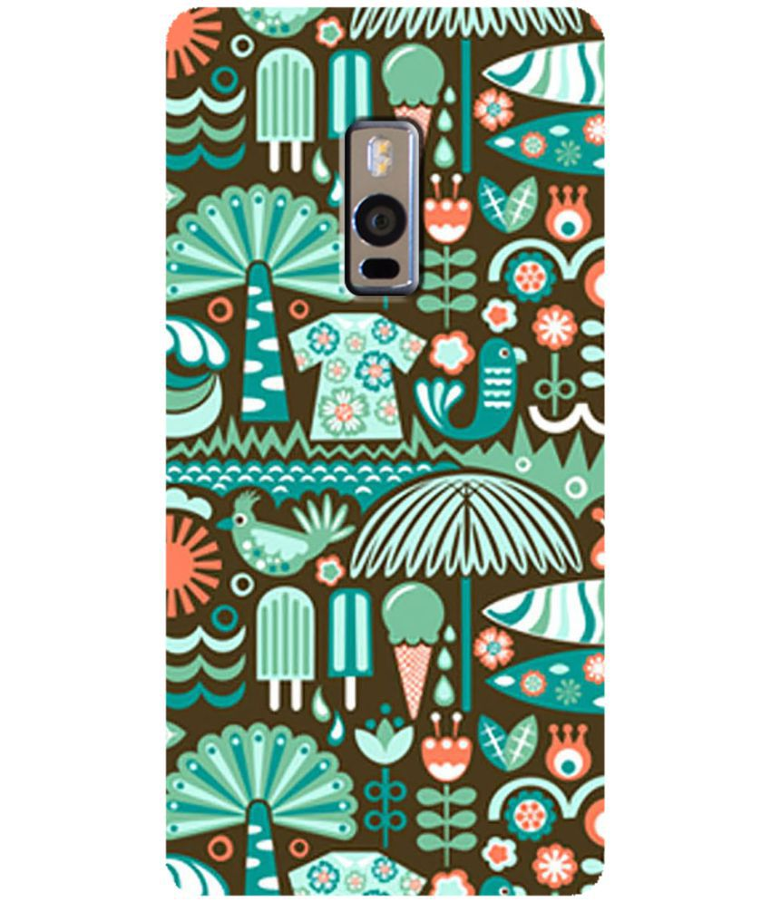 OnePlus 2 Printed Cover By LOL