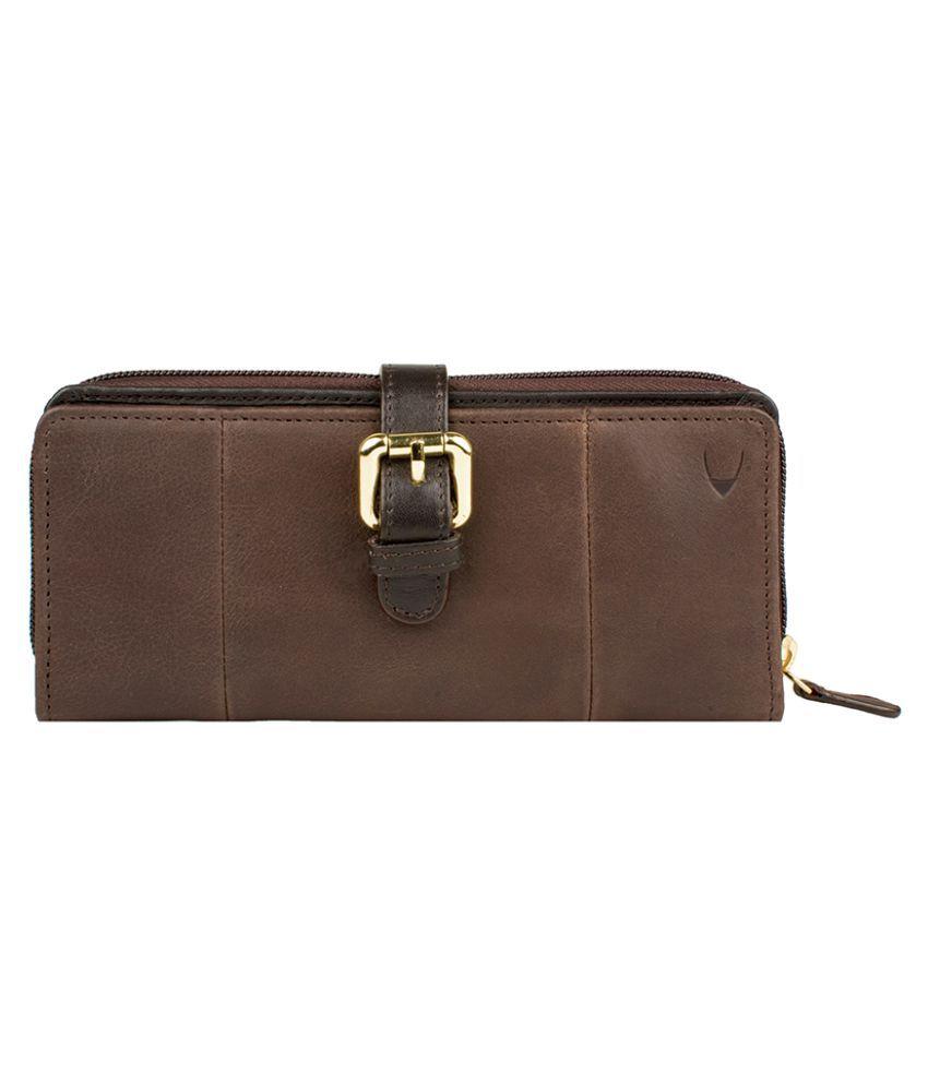 Hidesign Brown Wallet