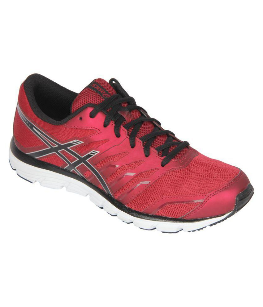 3b1219914e5f Asics Gel-Zaraca 4 Red Running Shoes - Buy Asics Gel-Zaraca 4 Red Running  Shoes Online at Best Prices in India on Snapdeal