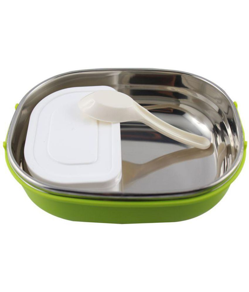 Shopizone Stainless Steel Hot Vacuum Insulated Lunch Boxes ...