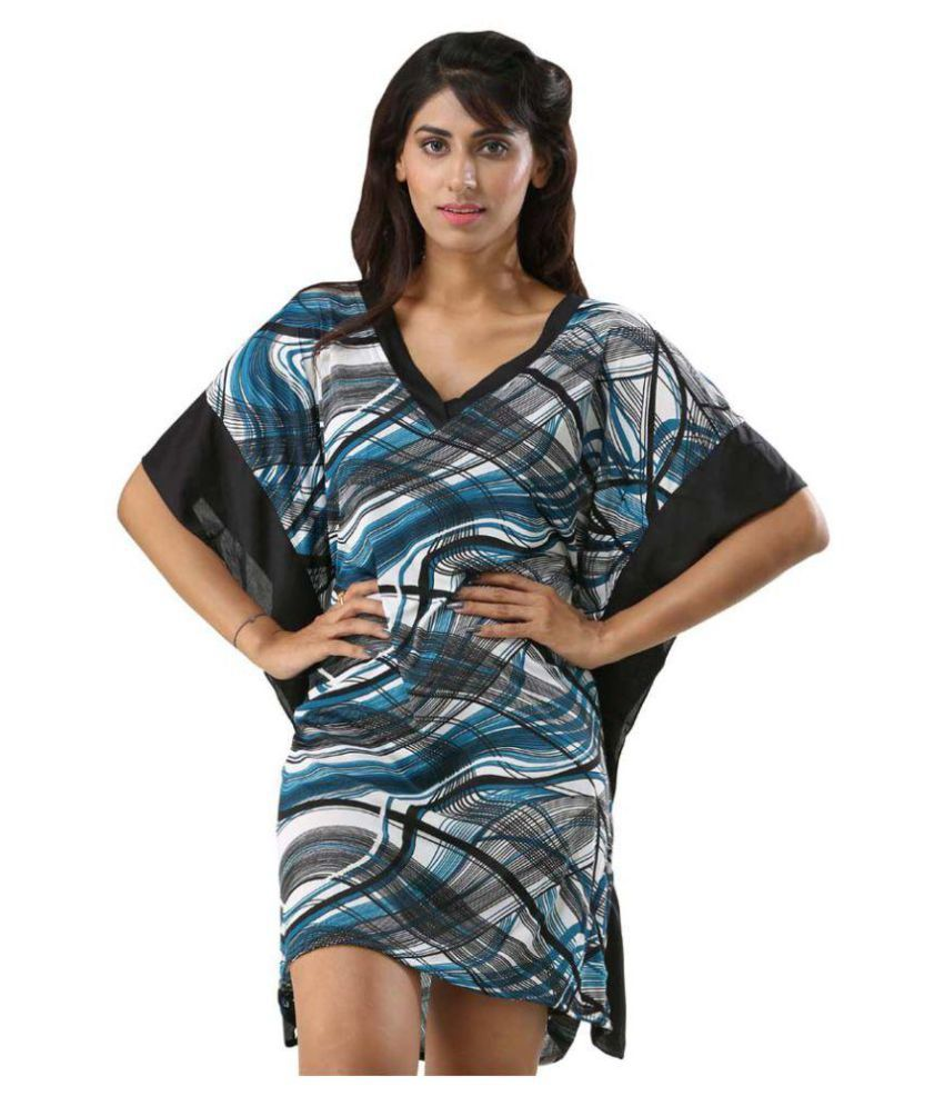Fascinating Lingerie Synthetic Sarongs